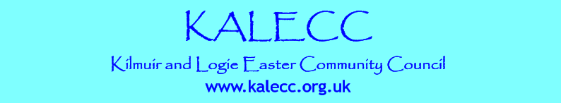 KALECC Kilmuir and Logie Easter Community Council www.kalecc.org.uk